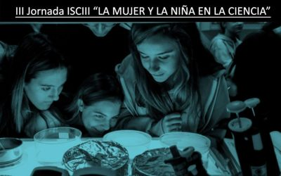 III Jornada ISCIII Día de la Mujer y la Niña en Ciencia