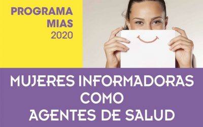 Programa MIAS: Mujeres Informadoras como Agentes de Salud