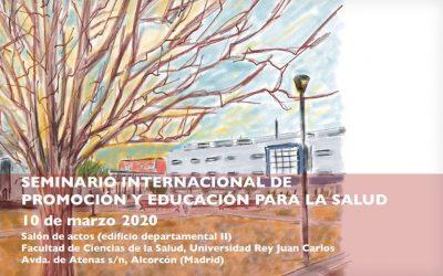 Seminario Internacional de Promoción y Educación para la Salud