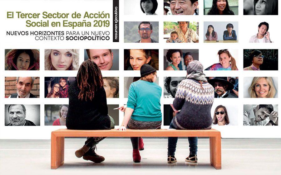 Estudio: «El Tercer Sector de Acción Social 2019»