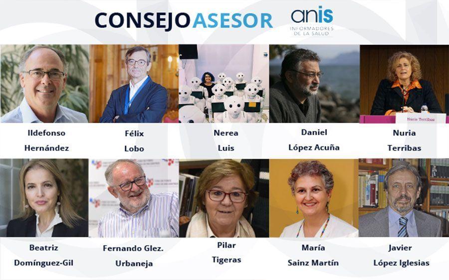 La Asociación Nacional de Informadores de la Salud (ANIS) crea su primer Consejo Asesor