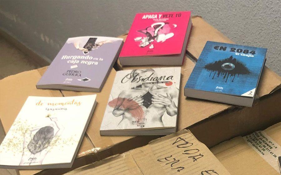 MueveTuLengua dona 3.400 ejemplares a la Red de Bibliotecas para Pacientes