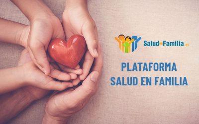 Plataforma Salud en Familia