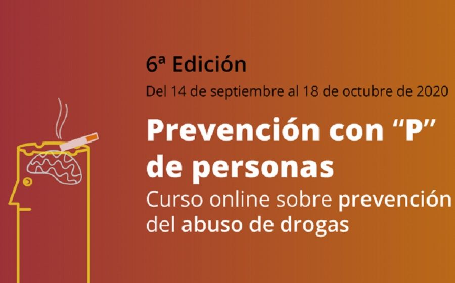 Curso online sobre prevención del abuso de drogas (6ª edición)