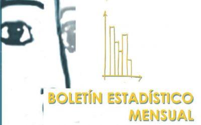 Boletín estadístico sobre violencia de género – abril 2020