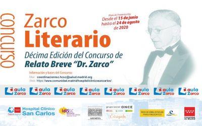 """Concurso de Relato Breve """"Dr. Zarco"""""""