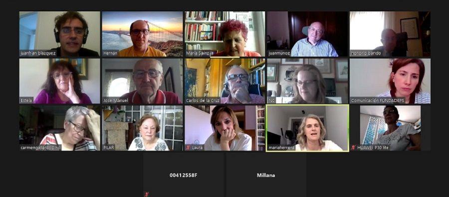 Los órganos de gobierno de FUNDADEPS y de ADEPS se reúnen por videoconferencia