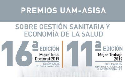La Cátedra UAM-ASISA convoca su Premio Anual
