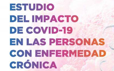 Estudio del impacto de COVID-19 en las personas con enfermedades crónicas