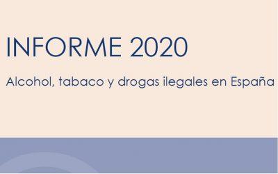 Alcohol, tabaco y drogas ilegales en España. Informe 2020