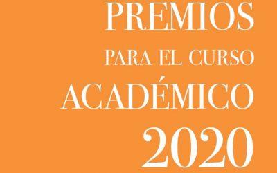 Premios de la Real Academia Nacional de Medicina 2020