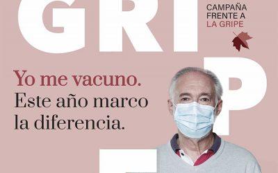 Campaña #GripeYoMeVacuno