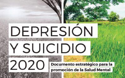 Depresión y suicidio 2020. Libro blanco