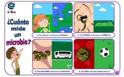 e.Bug: Un recurso didáctico para Educación Primaria sobre los microbios