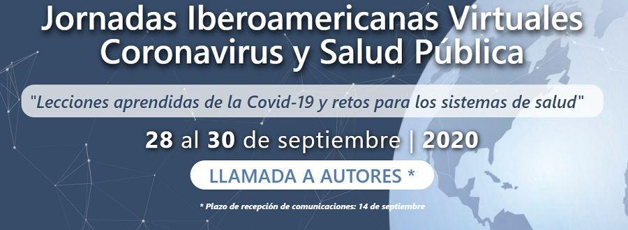 Jornadas Iberoamericanas Virtuales Coronavirus y Salud Pública