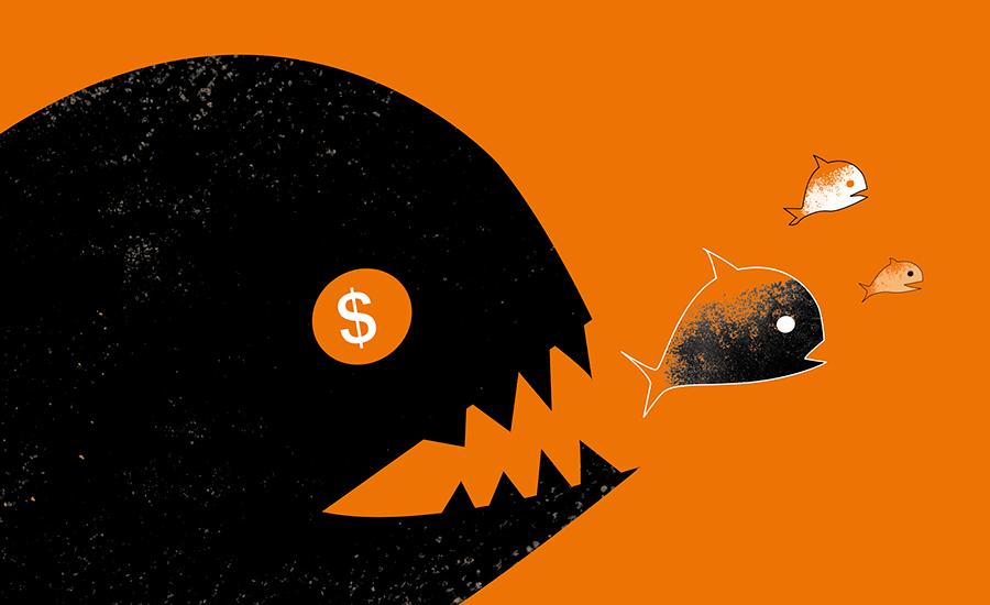 Dossieres ESF «La oligopolización de la economía»