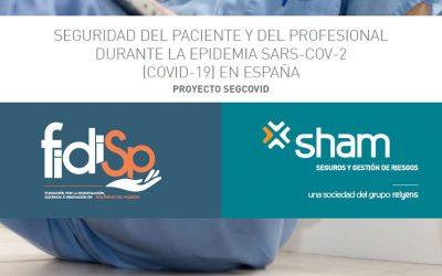 Seguridad del paciente y del profesional durante la epidemia SARS-COV-2 (COVID-19) en España