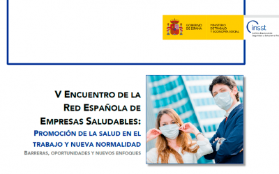 V Encuentro de la Red Española de Empresas Saludables