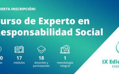 Curso de Experto en Responsabilidad Social