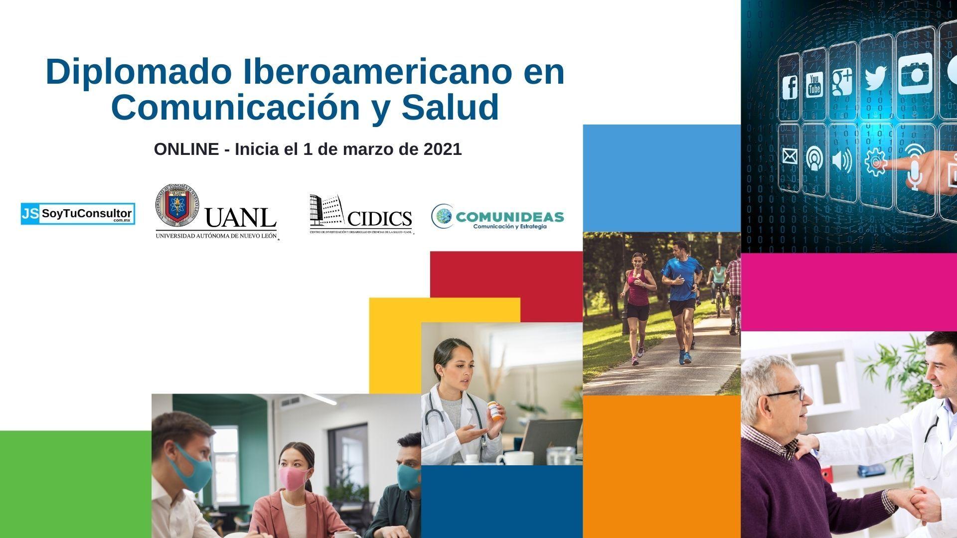 Diplomado Iberoamericano en Comunicación y Salud