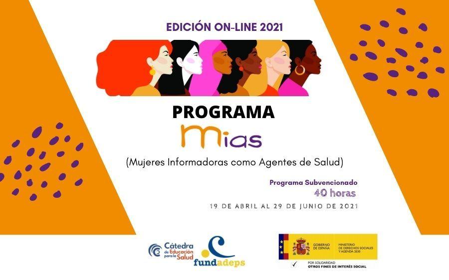 75 mujeres se forman en la segunda edición online del Programa MIAS